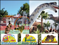 Dinopark-Dinoland-Mini Golf
