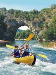 descente Ardèche Canoe