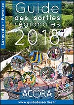 Guide des sorties Languedoc-Provence 2018