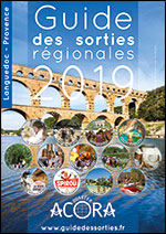 Guide des sorties Languedoc-Provence 2019